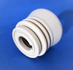 PTFE (Teflon), PVDF e Nylon